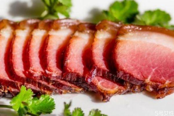 如何吃好腊肉脯?腌制腊肉的比例是多少