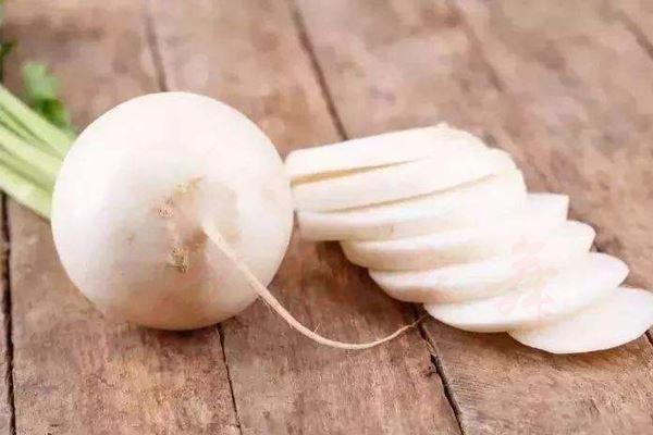 白萝卜哪个品种好?春雨萝卜是冬天的首