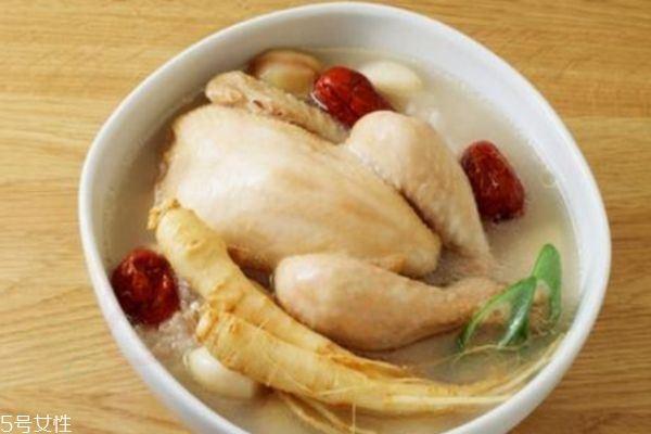 如何给孩子喝鸡汤?