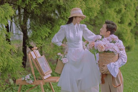 重庆朝天门码头婚纱摄影?