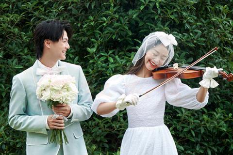 上海中山公园婚纱摄影哪个好?