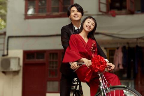 南京明故宫遗址公园哪个月拍婚纱照最好