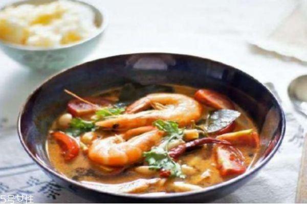 东英宫汤是什么味道?
