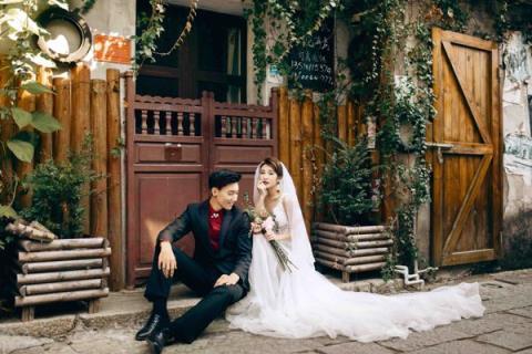 重庆朝天门码头什么月份拍婚纱照最好?