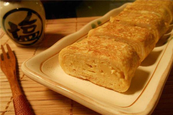 玉子烤法正宗日式