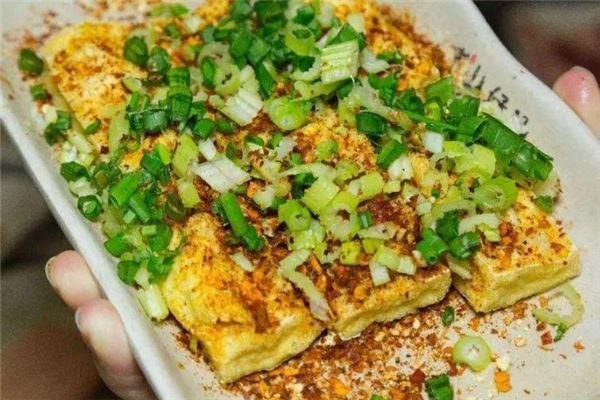 铜锈豆腐是什么味道?