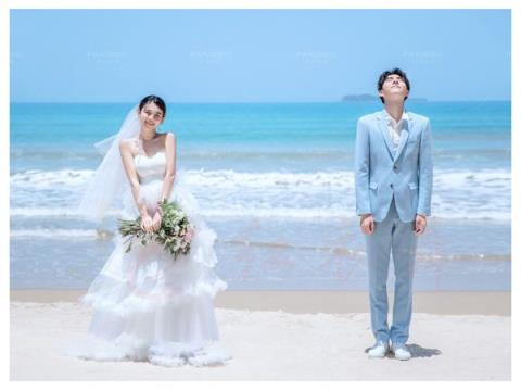 青岛在马尔代夫拍婚纱照多少钱?