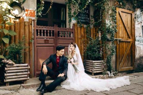 Xi安惠民街最佳婚纱照是哪个月?