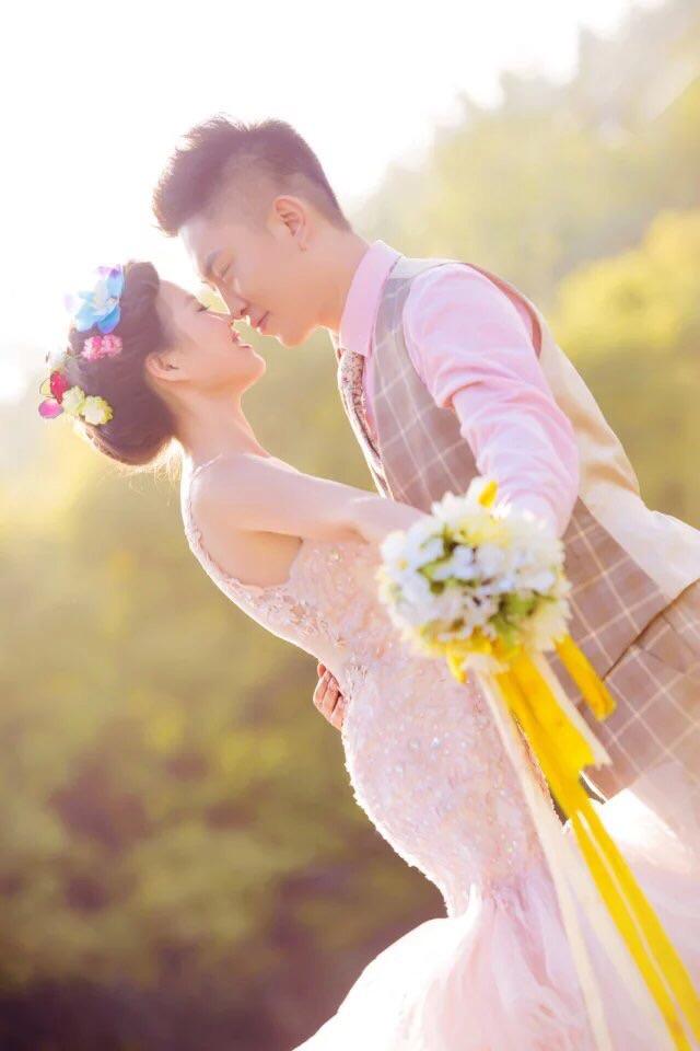 香远的淡然的结婚故事