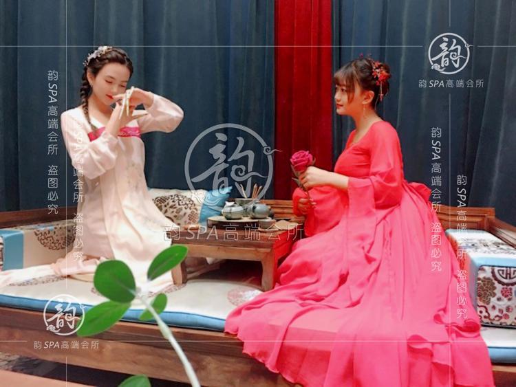 杭州较高端的998水疗会所,经常和朋友一起去!